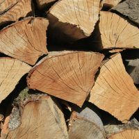 Seasoned Softwood Logs by Eco Firewood
